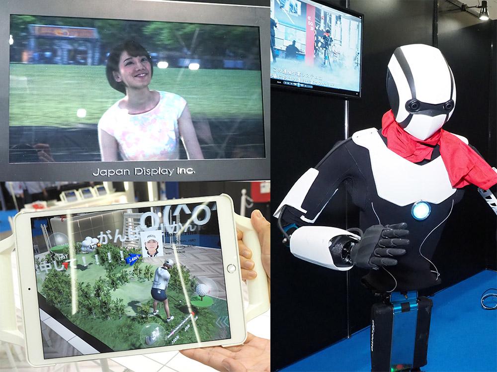 裸眼3Dや8Kスポーツなど、高画質が5Gで身近に? 「ワイヤレスジャパン」開幕
