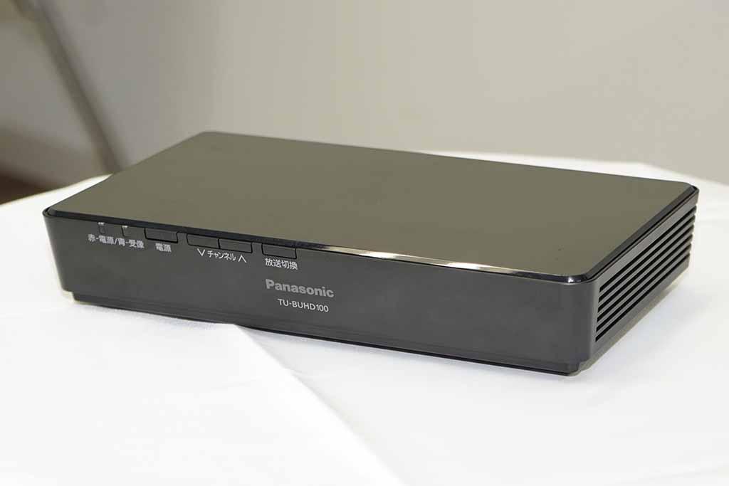 パナソニック、新4K衛星放送チューナを10月発売。BS 4K DIGAレコーダも年内投入