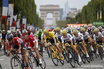 ツール・ド・フランス7日開幕。J...