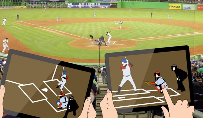 プロ野球を好きな角度からライブ観戦、KDDIが自由視点映像リアルタイム配信に成功
