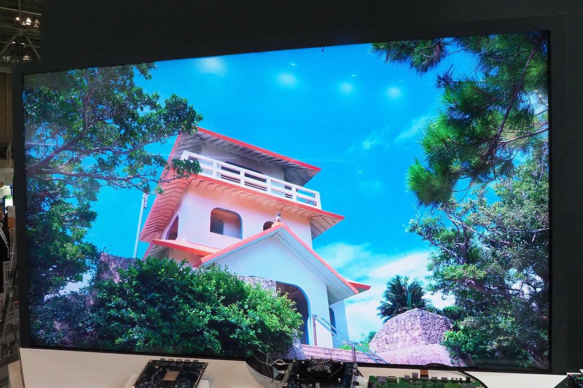 世界初hdmi 2 1映像チップをソシオネクスト開発 8kテレビ普及へ 音響