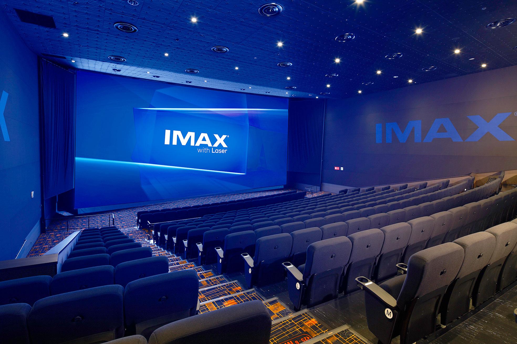 奈良にimaxレーザー 12ch音響劇場 シネマサンシャイン大和郡山 に22日導入 Av Watch