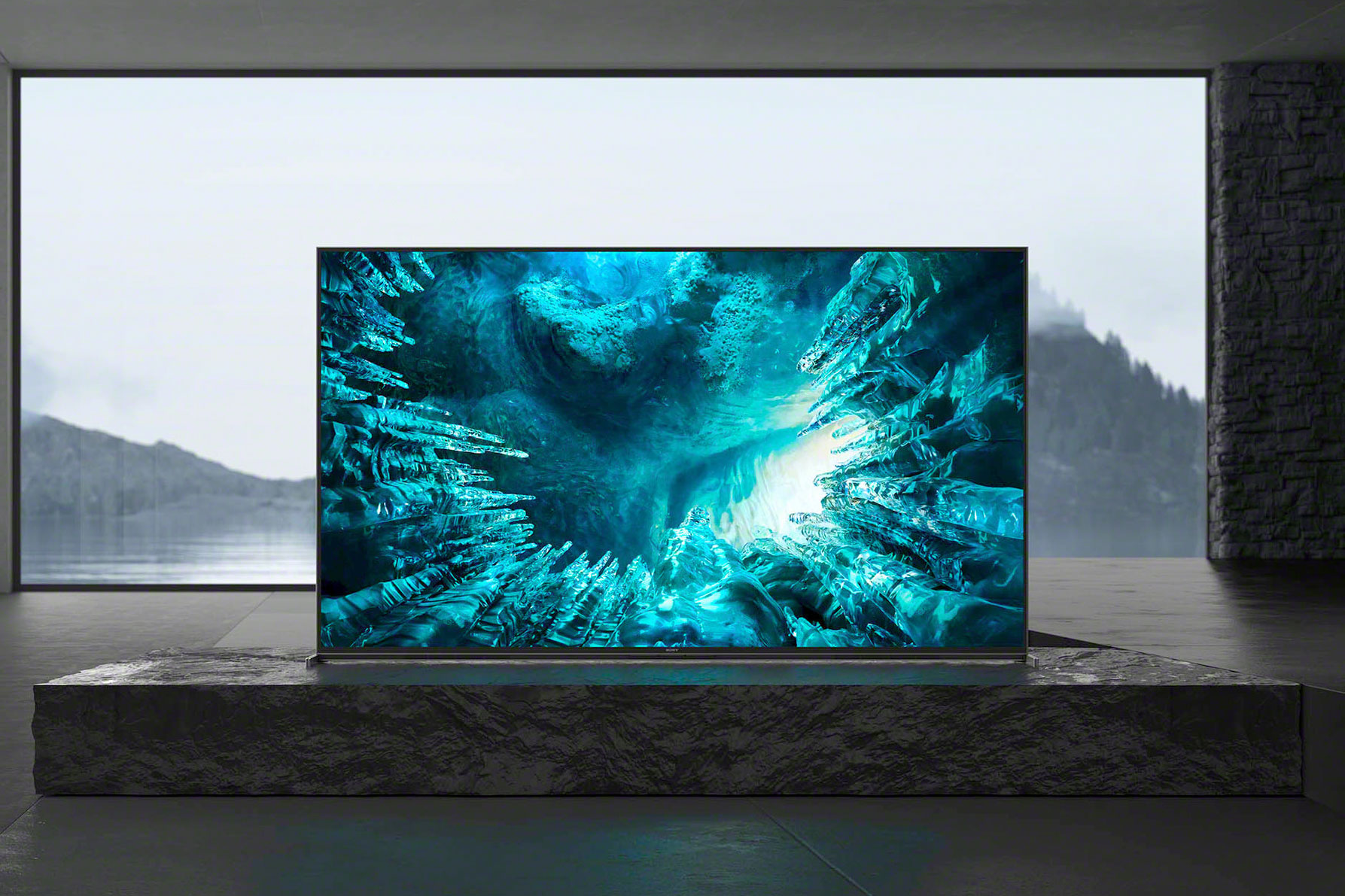 ソニー 第2世代8k液晶テレビ Z8h 海外発表 85 75型 4k 120fps入力