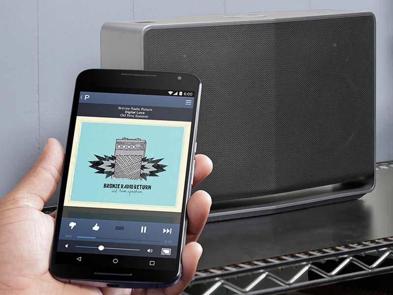 Chromecastのオーディオ版「Google Cast for audio」