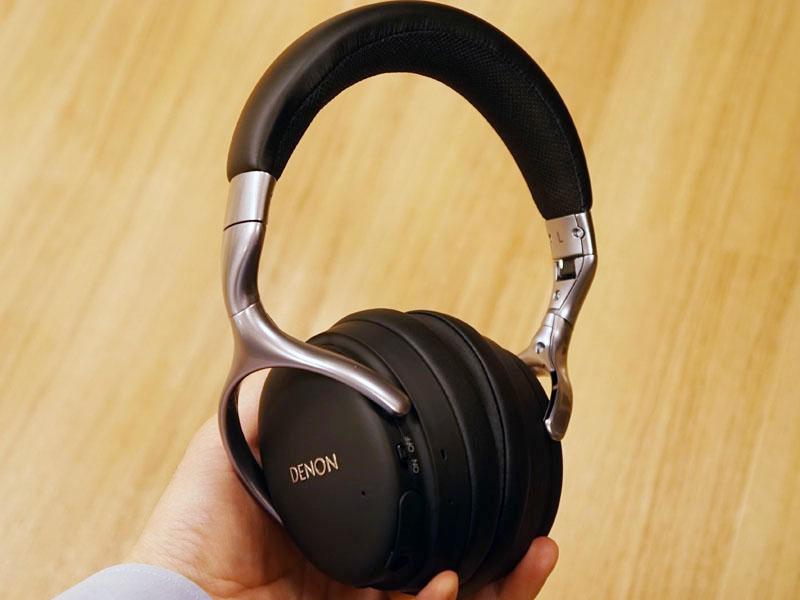 ノイズキャンセル+Bluetoothのデノン新ヘッドフォン