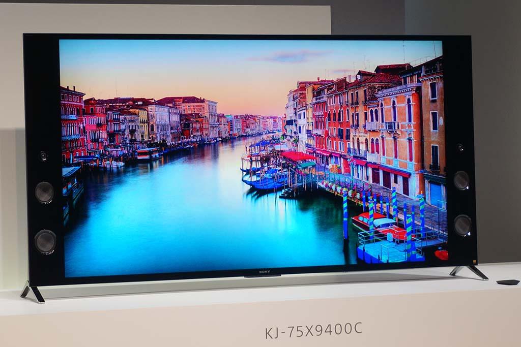 PC Watchソニー、4Kチューナ+HDR/ハイレゾ対応の新4K BRAVIA